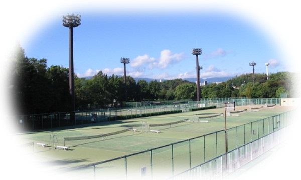春日 公園 テニス スクール